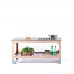 Cucina in acciaio modulo c3 1080x1080