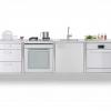 Cucine in Acciaio LOW WINDOW B1 Alta New