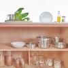 Cucine in Acciaio LOW WINDOW B1 Isola Colorata Dettagli