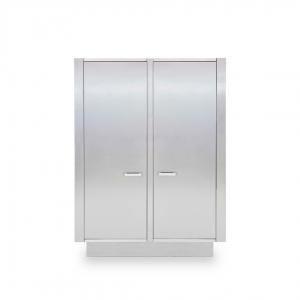Cucine in Acciaio LOW WINDOW B2 1080x1080