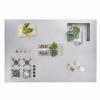 Cucine in Acciaio UP WINDOW C1 Isola Alto 01