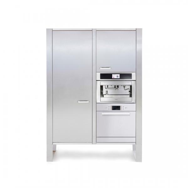 Cucine in Acciaio UP WINDOW C2 Piarulli 1080x1080