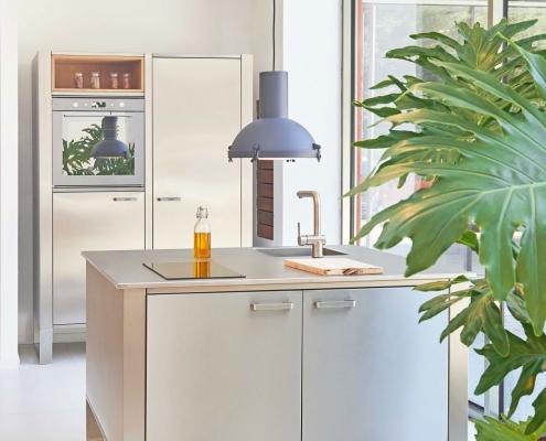 Showroom Cucine Acciaio 27