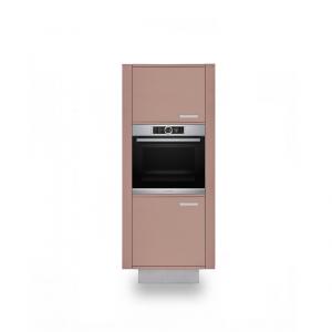 Cucina acciaio colonna forno lw B2 colored